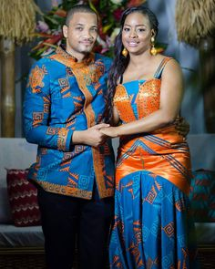 Latest Ankara Gown Styles stylish And Inspiring Ankara styles to Try out African Party Dresses, African Dresses For Kids, African Fashion Dresses, Couples African Outfits, Couple Outfits, African Attire, Nigerian Wedding Dresses Traditional, South African Traditional Dresses, Traditional Weddings