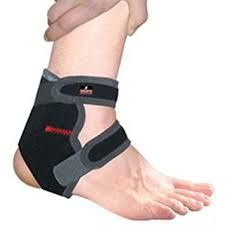 Neoprene Ankle Support Strap Compression Sprain Protector Tendon Brace Belt by Achilles Tendon Brace, Tendon D'achille, Face Mask For Blackheads, Tactical Belt, Speed Bike, Sprain, Home Health Care, Braces, Weight Lifting
