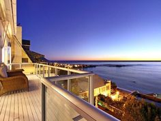 7 Mount Pleasant Steps - Down Mount Pleasant Steps you will find the loft penthouse apartment; 7 Mount Pleasant Steps.   The apartment offers one en-suite bedroom with a king-size bed that enjoy panoramic views of the sea, a romantic ... #weekendgetaways #clifton #southafrica