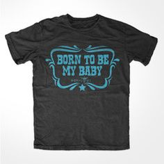 Bon Jovi Online Store - Born To Be My Baby Toddler T-Shirt