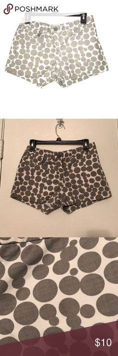 J Crew Summer Shortd Super adorable polka dot shorts. Great with a white top and sandals! J. Crew Shorts