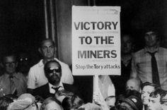 Strike: Arthur Scargill and miners
