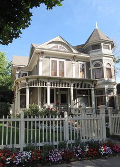 The Mork & Mindy House in Boulder, Colorado