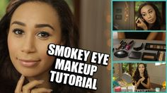 Smokey Eye Makeup Tutorial with MyLifeAsEva - #BeYouTV