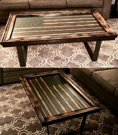 f1c6911d236 The Betsy s Colonial Freedom American Flag Coffee Table from U May Approach  The Bench