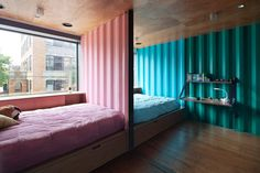 Try to Contain Yourself: 12 Shipping Container Projects Play with Modularity | Urbanist