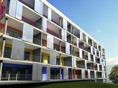 Saukonpaasi Hitas Apartments, Helsinki, Finland | DesignRulz