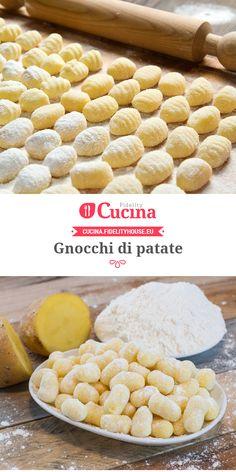 italian food recipes with pictures I Want Food, Love Food, Tortellini, Gnocchi Pasta, Pasta Recipes, Cooking Recipes, Pasta Casera, Lotsa Pasta, Italy Food