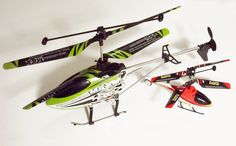 Bladez RC Helicopters great place to start with the hobby