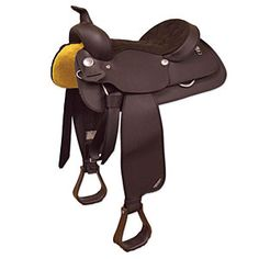 "12"" to 18"" Inch Seat Available Wonder Wish Micro fiber Brwon Horse FREEMAX Saddle Tack Get Matching Girth & Strap Size: 16 Inches Seat,"