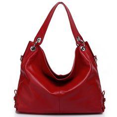 Kate Hobo in Red