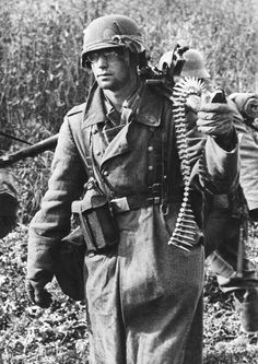 German soldier, WW 2