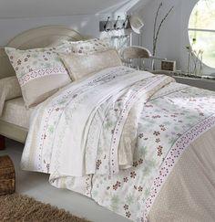 Parure oc an maisons du monde mdm atlantique for Linge de lit maison du monde