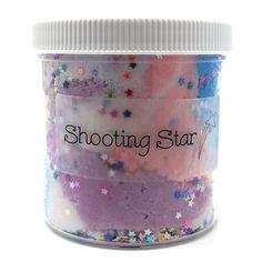 Shooting Star Cloud Slime Stress Relief Toys and Games for Adult and Children Logo Slime, Pink Fluffy Slime, Slime Names, Pearl Slime, Slime Pictures, Unicorn Egg, Instagram Slime, Pretty Slime, Slimy Slime