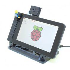 7a130d582c681d Support SmartiPi Touch - KUBII Ecran Tactile, Tour, Affichage, Accessoires  Informatiques, Framboise