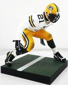 McFarlane NFL 25 Charles Woodson White Jersey Exclusive by McFarlane Toys  by Unknown e08217bec