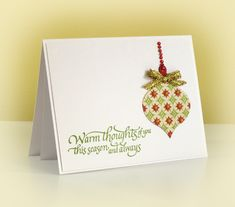 FS289 Happy Holidays by swldebbie - Cards and Paper Crafts at Splitcoaststampers