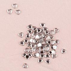 Heart Jewels in Diamond Clear