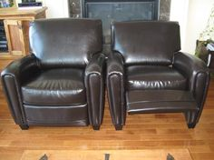 Recliner ChairsSoftaly Colorado Leather Match Recliner Chair and a Half  Chair  . Reclining Chair And A Half Leather. Home Design Ideas