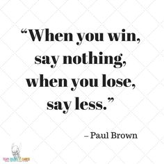 Good sportsmanship is so important!  Sports quotes shared by #TeamColorsbyCarrie