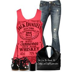 Jack Top, created by cindycook10 on Polyvore
