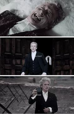 The last words of the 12th Doctor
