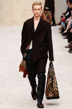Burberry Prorsum Fall 2014 Menswear Collection