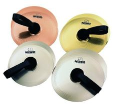 """Meinl 8-inch Cymbal Pair by Meinl Percussion. $36.99. 8"""" Cymbal Pair. Save 40% Off!"""