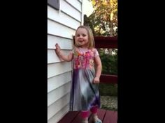 TwirlyGirl - Cupcake Speaks Out about her Twirly Girl Reversible Dress