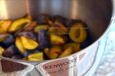 Marmellata Kenwood Cooking Chef (ricetta base)