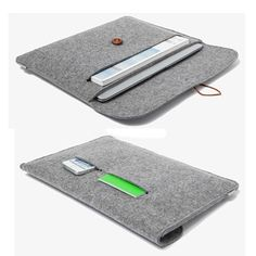 """High quality felt sleeve for macbook air pro retina 11.6""""  notebook liner sleeve 13.3"""" laptop bag 15.4 ultrabook pouch for woman-in Laptop Bags & Cases from Computer & Office on Aliexpress.com 