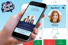 Stoner Dating App HighThere! Could Be Sharing User Location Data With Police