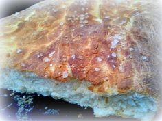 Focaccia bread - Panfocaccia