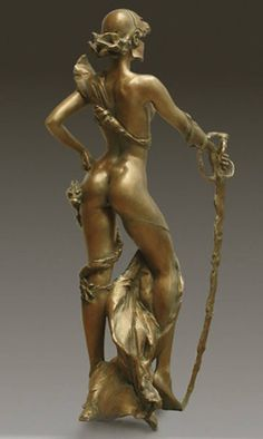 Bronze Sculpture by French Artist-