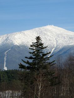 Mt. Washington by americanadian_8, via Flickr  Summit of Mt Washington, NH and the weather observatory