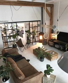 Beautiful styling designed by - Architecture and Home Decor - Bedroom - Bathroom - Kitchen And Living Room Interior Design Decorating Ideas - Small Living Rooms, Home And Living, Living Spaces, Home Interior, Interior Architecture, Interior And Exterior, Interior Design Inspiration, Room Inspiration, House Rooms