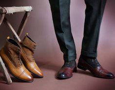 http://chicerman.com  justamenshoe:  The Oxford Boot Its now back in stock!! This is our final winter production run and quantities are very limited Get your feet on this beauties before they are gone. Shop at www.justamenshoe.com  - #justamenshoe #handmadeshoes #shoeporn #mensshoes #mensfashion #menswear #menstyle #gq #getdapper #shoegame #shoestagram #mondayblues  #menshoes