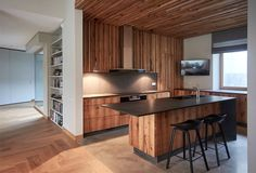 Modern House in Strong Connection with Environment - InteriorZine
