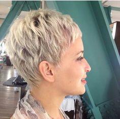 Ann's Hair cut