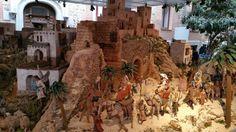 El último de los reportajes de Belenes 2015 ha sido el que hice en dependencias del Ayuntamiento de Madrid, en la Casa de Cisneros, en la pl...