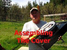 BUILDING PROJECTS - Bee Vacuum [Pt 2] cover assembly