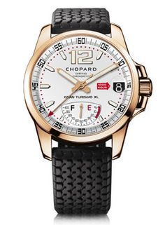Chopard Watches - Mille Miglia Power Control