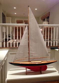 POND BOATS by Midlife Models, pond yachts, pondboat, model sailboats, model boat, model yacht,nautical decor, radio controlled sailboat, Newport 12 meter class, 6 meter, Malabar schooner, r/c sailboat, J - Class, J-boat ,Steam Launch,live steam, model steam boat, r/c steam boat/Z Scale train layout