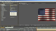 After Effects Waving Flag Tutorial HD