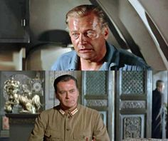 1958: Best Foreign Actor - Curd Jürgens nominated for his performances as Kapt. von Stolberg in The Enemy Below & as Capt. Lin Nan in The Inn of the Sixth Happiness