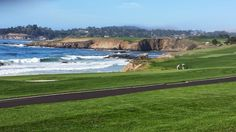 Pebble Beach - #golf course view from the 11th hole: http://golf-for-beginners.blogspot.com/2014/11/nfl-legends-and-navy-seals-attack.html