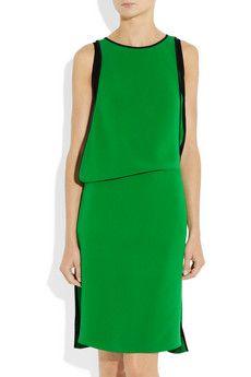 Reed Krakoff crepe dress