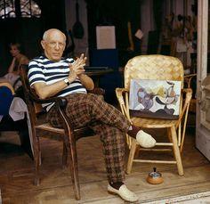 Pablo Picasso aurait eu 131 ans aujourd'hui. (25 octobre 1881)