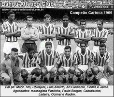 Bangú Atlético Clube, Campeão Carioca 1966
