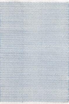 Herringbone Swedish Blue Woven Cotton You asked, and we listened! Another terrific Dash & Albert lightweight woven cotton area rug, this time in a classic herringbone pattern. Karim Rashid, Herringbone Rug, Solid Rugs, Bar Design, Design Ideas, Dash And Albert, Rug Sale, Woven Rug, Blue Area Rugs